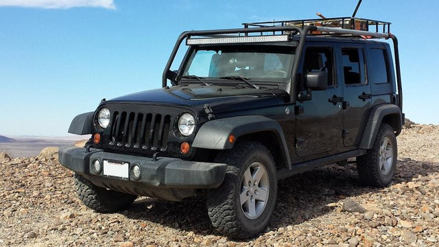 Jeep Service and Repair | Grande Prairie Auto Repair